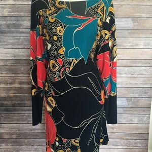 French Connection Dresses - 🔥Colorful nice dress tunic French Connection 10/L